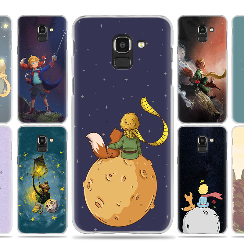 Little Prince Case Cover for Samsung Galaxy A50 A80 A70 A60 A40 A30 A20 A20e A10 A9 A7 A6 Plus 2018 Note 8 9 10 Pro