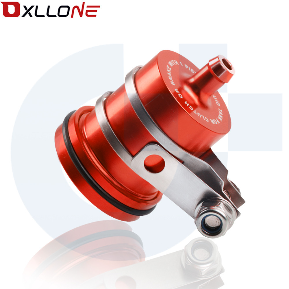 cnc Motorcycle Clutch Cylinder Master Oil Cup Brake Fluid Reservoir Accessories Tank oil