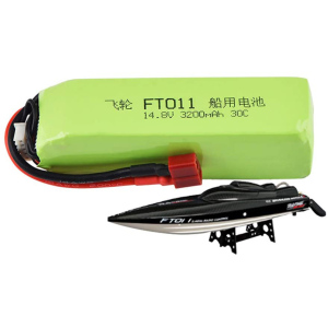 Upgrade Boat 14.8V 3200mAH Bat