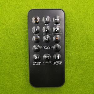 Image 1 - remote control for jbl SB350 SB250 STV250 STV350 STV280 180 STV202 SB400 SB450 STV450 BOOST TV 1 soundbar cinema base SYSTEM