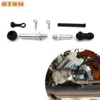 Kit de reparación de tornillo del calibrador del freno de la motocicleta OTOM, anillo de sellado de la cubierta de los accesorios para KTM HUSQVARNA EXC SX XCW TE FC 250 450