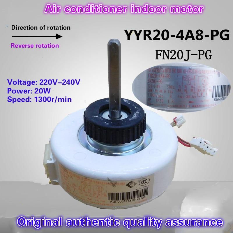 Fan-Motor YFN20-4A8-PG Air-Conditioner Indoor-Unit Authentic New Original