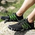 Босоножки для мужчин и женщин, быстросохнущие сандалии для пляжа, дышащие, для плавания, для дайвинга, летняя обувь