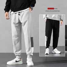 Men Pants Hip Hop Harem Joggers Pants 2020 New Trousers Mens Solid Multi-pocket Cargo Pants Skinny Fit Sweatpants Harem Pants