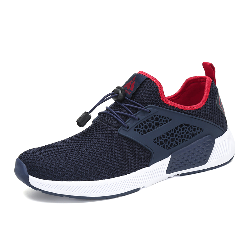 Summer Mesh Sneakers Breathable Running Shoes Men Spring Outdoor Jogging Trainers Walking Shoes Anti-Skid Sport Shoes For Boy