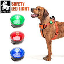 Led-Light Truelove Collar for Pet-Wear Harness Backpack with Water-Resistant And Long