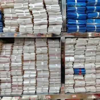 500 sztuk 13 cm x 20cm przezroczysta samoprzylepna uszczelka samoprzylepna plastikowe torby OPP Poly samoklejący przejrzyste celofanowe torby na pakowanie prezentów torby tanie i dobre opinie Transparent Self-adhesive bags 13cmx20cm Woreczki Z tworzywa sztucznego Opakowanie i wyświetlacz biżuterii