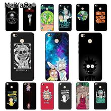 MaiYaCa Rick and Morty Phone Case for Xiaomi mi5 6 A1 A2 Lit