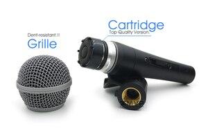 Image 4 - Nieuwe Pakket! Top Kwaliteit SM58S Professionele Bedrade Microfoon SM58SK Mic Met Real Transformator Schakelaar Voor Prestaties Live Zang