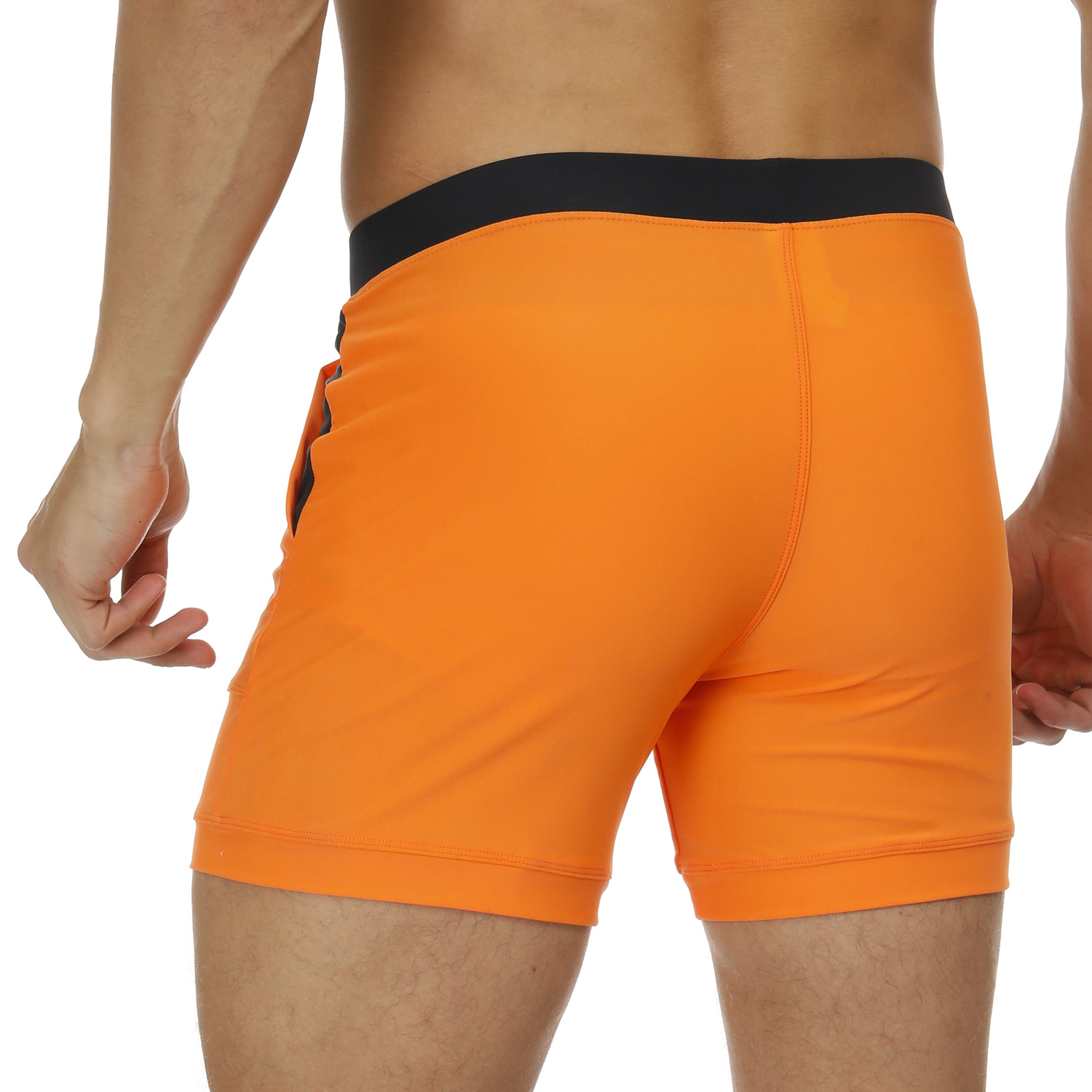 Aussiebum MEN'S Athletic Shorts Beach Shorts Fashion Loose Comfortable Quick-Dry Hot Springs Swimming Trunks