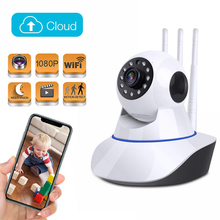 цена на HD 1080P WiFi IP Camera Indoor Home Security cctv Camera ONVIF P2P I R Cut Security Camera Baby Monitor Night Vision