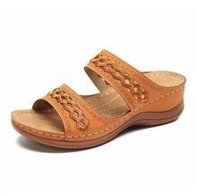 2020 Women Sandals Ladies Summer Shoes Toe Ankle Hollow Sandals  Flat Sandals Jelly Sandals Sandalias Summer Shoes Plus Size 43 summer style flat shoes plus size women s fashion bohemian bandage cotton sandals clip toe sandals shoes
