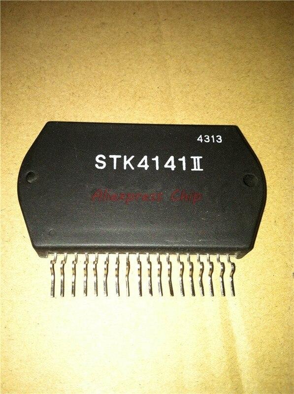 1pcs/lot STK4141II STK4141 ZIP-18 In Stock