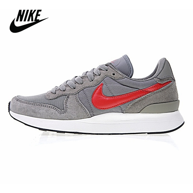 Nike Internationalist Lt17 Retro Wild Jogging Shoes Jacca Black And White 872087 001 Men S Size 40 45 Running Shoes Aliexpress