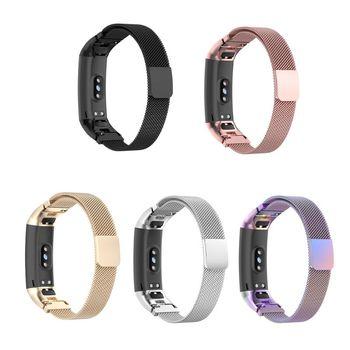 цена на Metal Magnetic Wristband Strap Watch Band For Huawei honor 5/honor 4 ENC/CRS-B19/CRS-B19S Bracelet T4MD