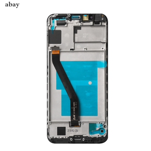 Image 4 - 5.7 inch for Huawei Honor 7C aum L41 Aum L41 LCD Display Touch Screen Digitizer Assembly For Huawei Honor7c ATU LX1 / L21 Frame