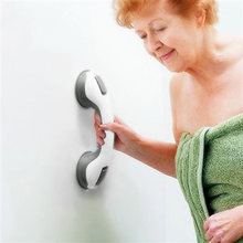 Safety Helping Handle Anti Slip Support Toilet Bathroom Safe Grab Bar Handle Vacuum Sucker Suction Cup Handrail