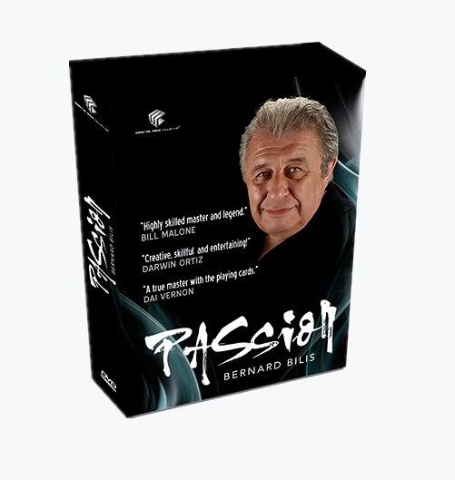 Passion By Bernard Bilis And Luis De Matos 4 Set Magic Tricks -2019 , Magic Instruction