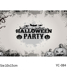 AZSG Halloween card Clear Stamps/seal for DIY Scrapbooking/Card Making/Photo Album Decoration Supplies