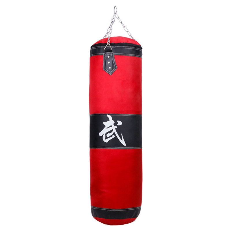 Boxing Sandbags Solid Sanda Sandbags Hanging Home Hollow Training Taekwondo Adult Children'S Fitness Equipment