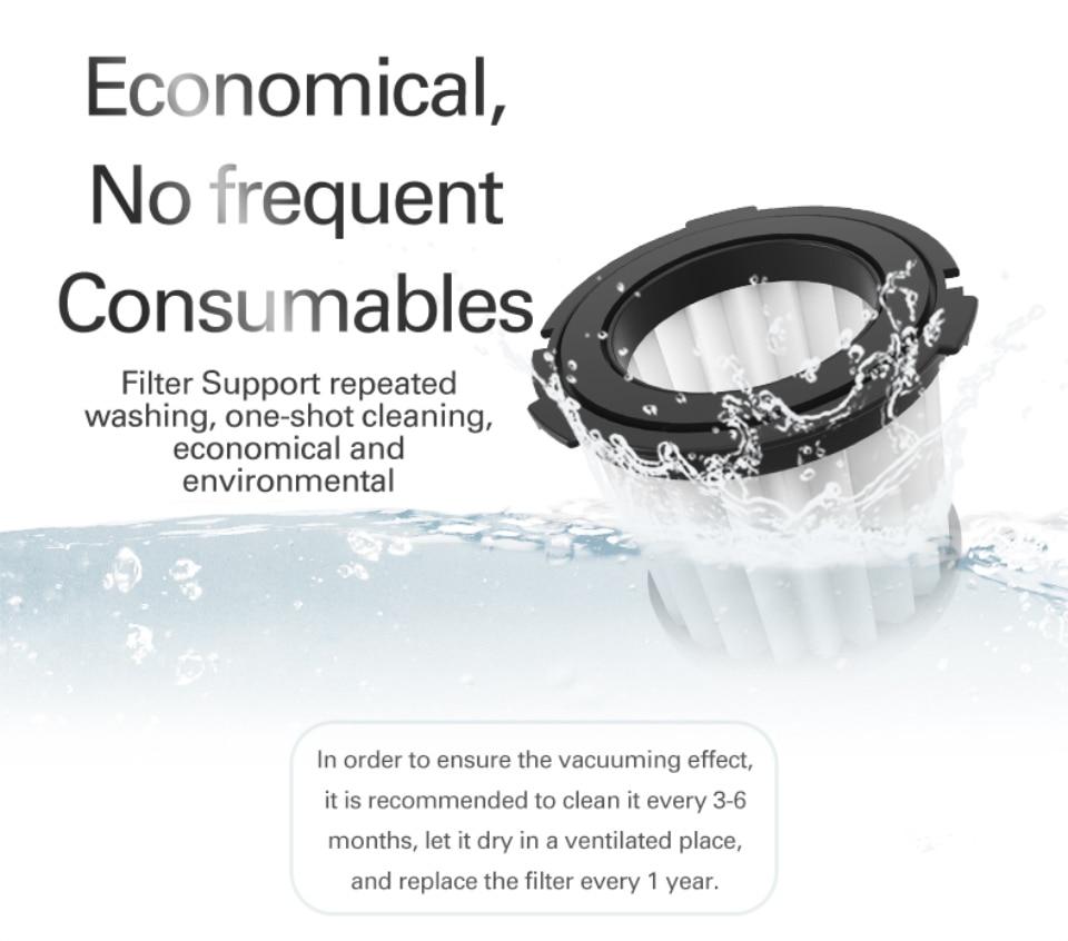 WORX Economical Vacuum Cleaner