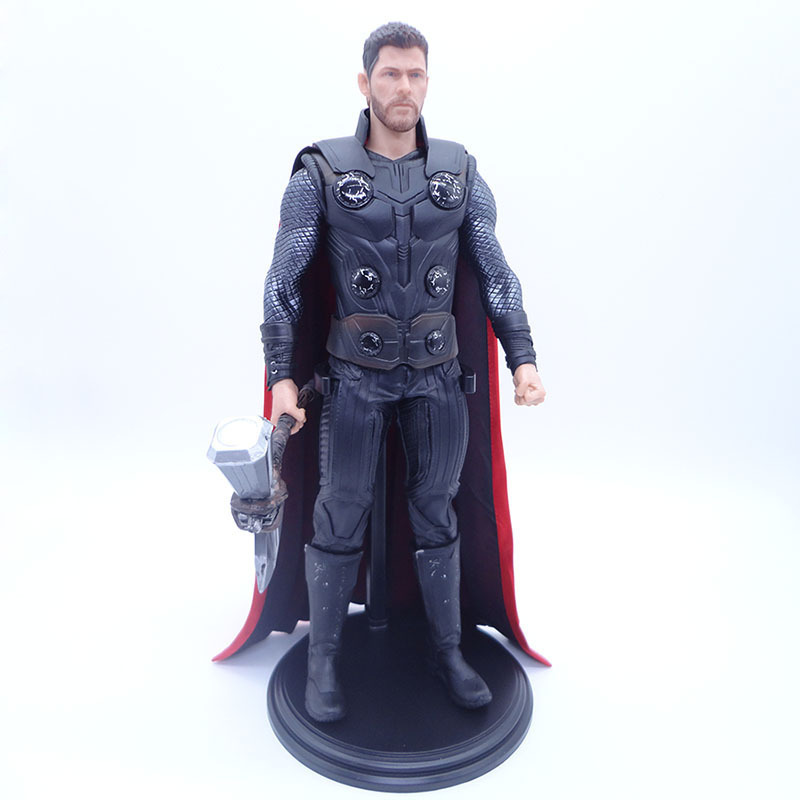 Avengers 3 Unlimited War Empire Toys Thor Storm Tomahawk Version 1/6 Garage Kit 12-Inch