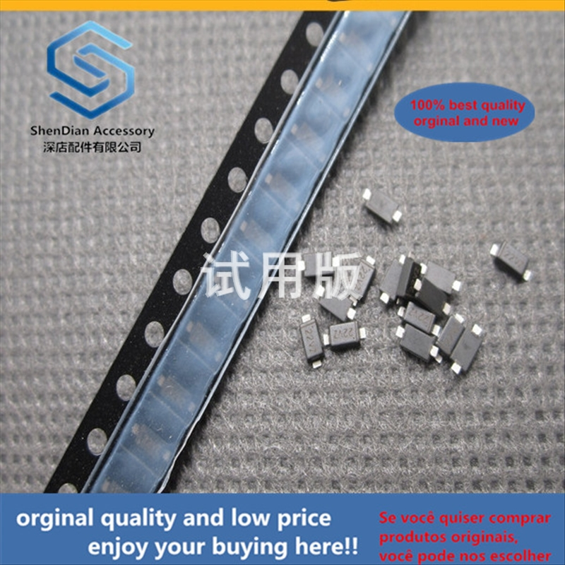 50pcs 100% Orginal New Best Quality SMD Diode BZT52C22 Silk Screen WN 22V SOD-123 1206 SOD123 Voltage Regulator
