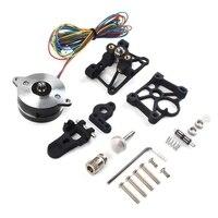 Sherpa-Mini Exreuder ligero BMG, actualizado, Compatible con Voron 2,4, extrusora Ender 3, Cr10, impresora 3D, 1 Juego