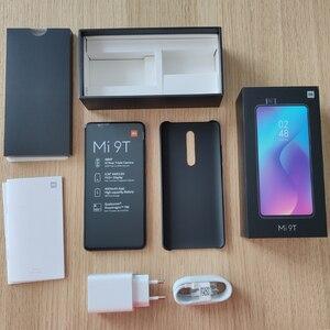 """Image 5 - Xiao mi red mi k20 mi 9 t 6 gb 64 gb 글로벌 버전 금어초 730 48mp 카메라 4000 mah 6.39 """"인치 지문 인식 스마트 폰"""