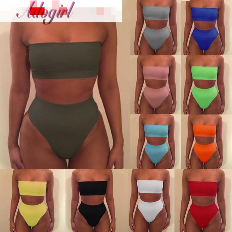 Women Bikinis Set Summer Swimming Suit