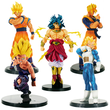 Dragon Ball Z Goku Action Figure PVC Collection Model Toy An