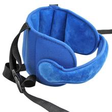 Детская Автомобильная подушка для головы, Подушка для сна, подголовник, регулируемая детская подушка для сиденья, шеи, безопасный подголовник