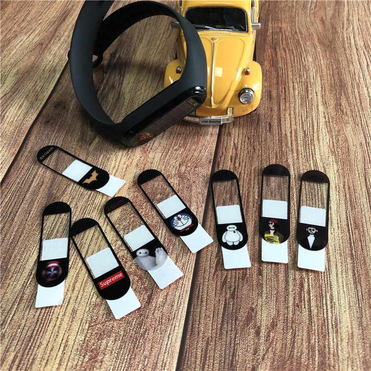 Voor Xiao mi mi band 4 Screen protector Film Voor Xiao Mi Mi band 4 smart armband Accessoires full Screen permeabiliteit Film