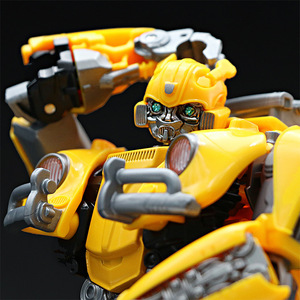 Image 4 - 21cm BMB שינוי דגם BBumbleb קרב להבי מתכת סגסוגת חלק פעולה דמות מעוותת צעצוע רובוט רכב הורנט אוסף צעצוע