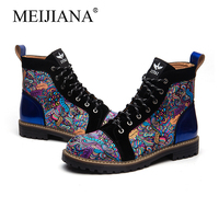 Italian Design New Martin Boots Luxury Fashion Men's Work Boots Men's Casual Men's Fashion Meijiana Men's Boots Outdoor Travel
