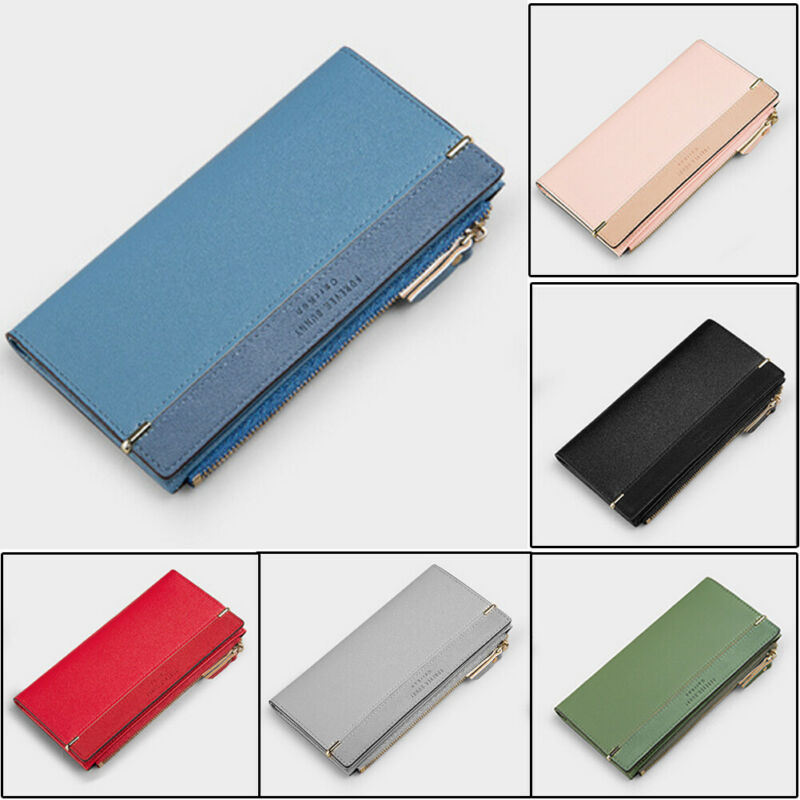 Designer Wristband Wallets Women Many Departments Clutch Wallet Female Long Large Card Purse Ladies Handbag in Wallets from Luggage Bags