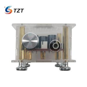 Image 4 - TZT YDA138 E Audio Amplifier Board 8W+8W HIFI Dual Channel Stereo Digital Amplifier Board DC12V For YAMAHA