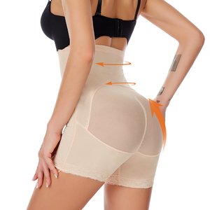 Image 2 - New Large Size Waist Trainer Slimming Body building Control Panties Shapewear Exploded High waist Lap Body Shaper