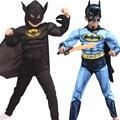 Из двух предметов на Хэллоуин, Детский костюм; Для девушек воина для маленьких мальчиков костюмы с маской, плащом, карнавальный костюм на де...