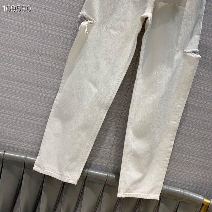 2020 Women Runway Ethnic Print Suits Spring Summer V-neck Pullover Waist Elastic Shirt + Mid-Calf Slim Pant 2 Piece Hot Sale