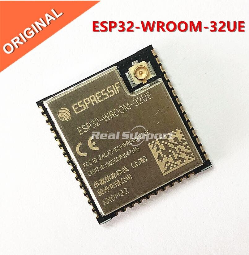 10 шт., модуль Espressif для ESP32-WROOM-32UE, с модулем для электронной сигареты, с функцией «ESP32-WROOM-32», «с», «на», «с», «на», «с», «, «с», «на