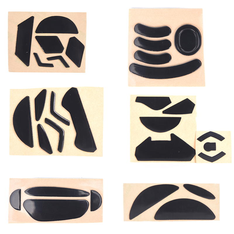 High Quality 1 Set Mouse Feet Skates Pads For Logitech G303/ G302/G402/MX Master 2S /G Pro /G500 /G500s/ G900 Wireless Mouse