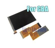 OEM 10 уровней высокой яркости IPS Подсветка ЖК дисплей для Nintend Игровая приставка GBA Подсветка ЖК экран для детской яркости Регулируемая яркость