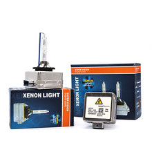 2 pces oem d8s 25 w 4300 k 6000 k 8000 k hid xenon lâmpada para farol do carro