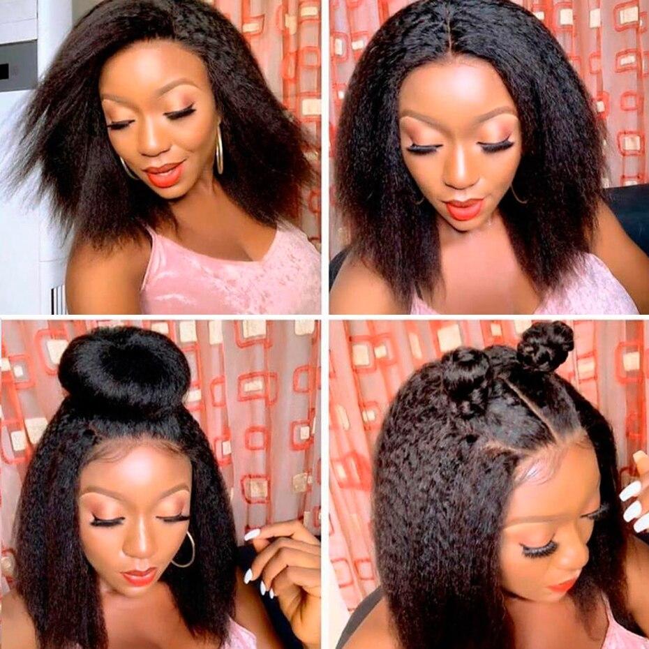 Kinky Straight Bundles    Bundles Natural Color  Hair s Double Wefts Gabrielle 2