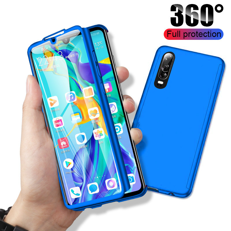 360 Full Body Protective Case For Samsung Galaxy A50 A70 A40 A30 A10 M20 M10 J4 J6 A6 A8 Plus A7 A9 2018 S10 S9 S8 Plus S7 Edge