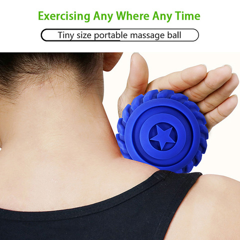 muscular dor pressao aliviando muscular profundo yoga bola
