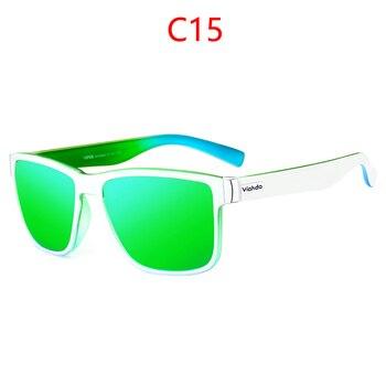 Viahda 2020 Popular Brand Polarized Sunglasses Men Sport Sun Glasses For Women Travel Gafas De Sol 9