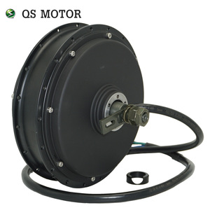 Image 2 - QS Motor Bicycle Spoke motor 3000W 205 (50H) V3/V3TI Type Hub Motor 48V/60V/72V 80KPH 96V 4T/5T 70 100KPH 24 hour ready shipping