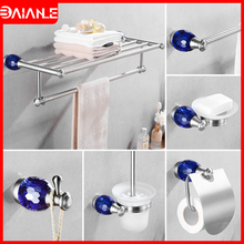Towel Holder Stainless Steel Towel Rack Hanging Holder Towel Bar Ring Toilet Paper Holder Bathroom Hook for Towel Coat Robe Hook stainless steel towel bar sets brushed gold towel holder towel rack hanging holder toilet paper holder coat hook bathroom shelf